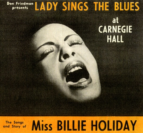 Billie_Holiday_flyer Carnegie 1956 cropped